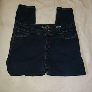 Angels Body Lift Skinny Jeans Size 18W